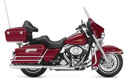 Motorcycle Harley Davidson Electra Glide