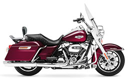Motorcycle Harley Davidson Road King
