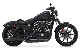 Motorcycle Harley Davidson Sportster XL 883