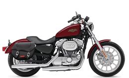 Motorcycle Harley Davidson Sportster XL1200