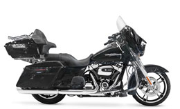 Motorcycle Street Glide Grand Touring