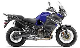 Motorcycle Yamaha Tenere