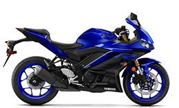 Motorcycle Yamaha YZF R3
