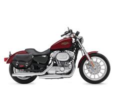 Harley Davidson Sportster 883-1200