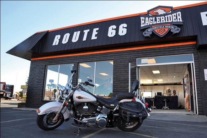 Motorcycle Rentals In Flagstaff By Eaglerider