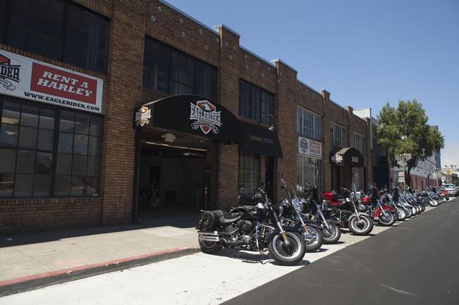 Motorcycle Rentals In San Francisco By Eaglerider