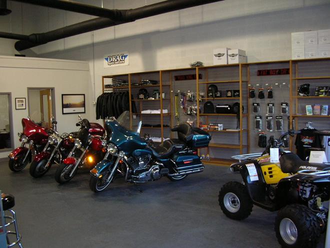 EagleRider Motorcycle Location in Washington D.C.