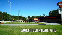 Eagle Rider Pickup Location in Atlanta