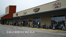 Eagle Rider Pickup Location in Chicago