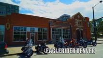 Eagle Rider Pickup Location in Denver