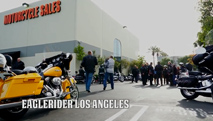 Eagle Rider Pickup Location in Los Angeles