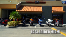Eagle Rider Pickup Location in Miami