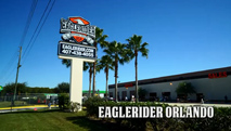 Eagle Rider Pickup Location in Orlando
