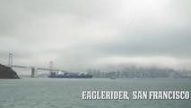 Eagle Rider Pickup Location in San Francisco