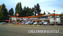 Eagle Rider Pickup Location in Seattle