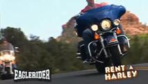 Eagle Rider Pickup Location in Sedona