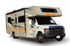 4-Berth-Motorhome (23-28 ft)