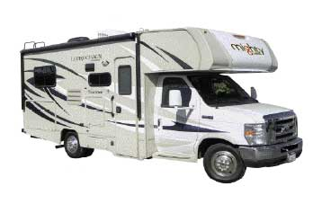 Motorhome M22 (22-23 ft)