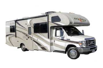 Motorhome M28 (27-29ft)