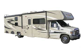 Motorhome MS31 (31-32ft)