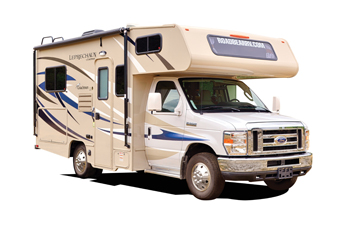 wohnmobil c22 von road bear rv in den usa mieten. Black Bedroom Furniture Sets. Home Design Ideas