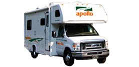 Wohnmobil von Apollo