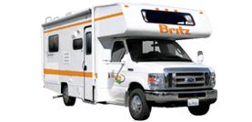 Wohnmobil von Britz