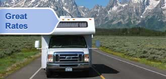USA Mighty Campers rent a camper />