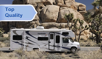 USA Road Bear rent a camper