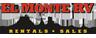 Motorhome rental company El Monte RV