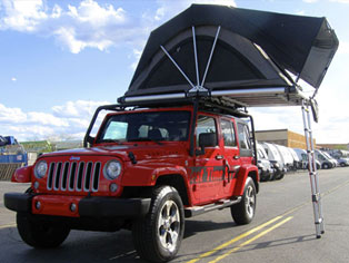 Jeep Explorer of Best Time RV