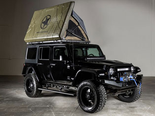 Jeep Highroller of Best Time RV