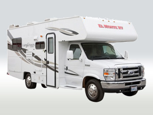 Motorhome C22 (22-23 ft) of El Monte RV
