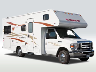 Motorhome C25 (23-25ft) of El Monte RV