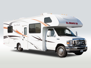 Motorhome C28 (27-29ft) of El Monte RV