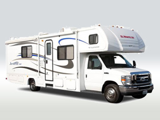 Motorhome FS31 (31-32ft) of El Monte RV