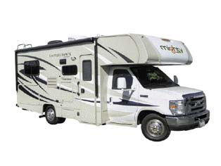 Motorhome M22 (22-23 ft) of Mighty Campers