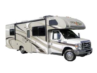 Motorhome M28 (27-29ft) of Mighty Campers