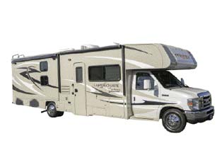Motorhome MS31 (31-32ft) of Mighty Campers