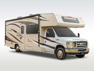 C27 SlideOut (25-27 ft) of Road Bear RV
