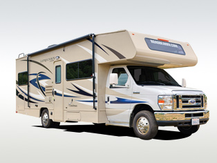 C30 SlideOut (28-30 ft) of Road Bear RV