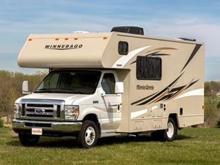 Taurus C25 (22-25 ft) of Star RV