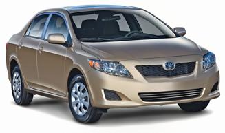 Compact Rental Car Examples